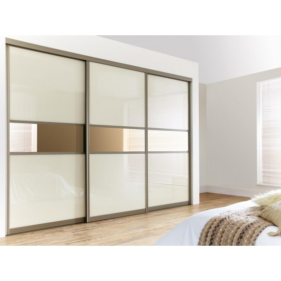 Sliding doors, cabinets